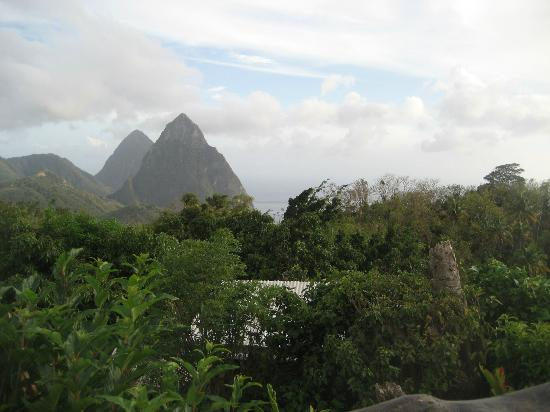 Crystals: The Pitons