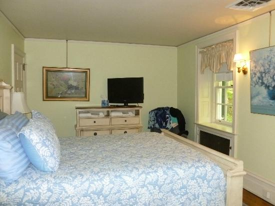 Stony Point Bed & Breakfast: our bedroom