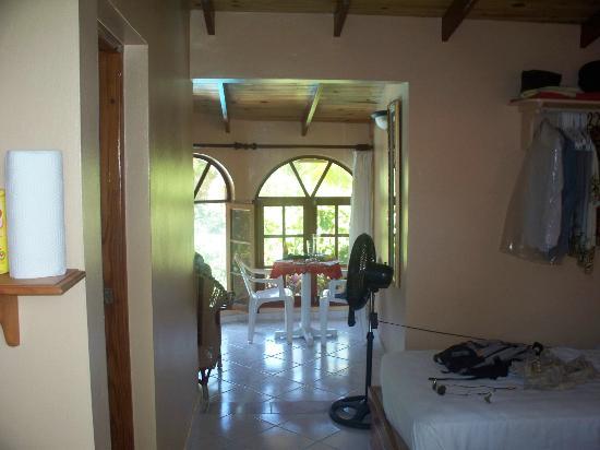Casa Blanca Hotel & Surf Camp: Studio F