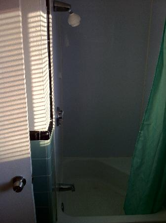 Bedford Motel : Shower