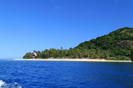 Matamanoa Island Resort: Matamanoa eastern beach