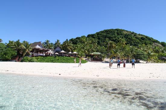 Matamanoa Island Resort: Goodbye Matamanoa - see you agin soon