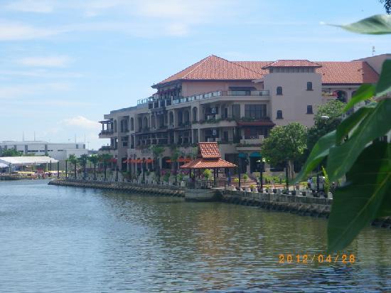 Casa del Rio Melaka: Melaka: Casa del Rio - hotel