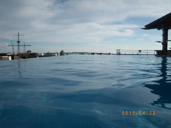 Casa del Rio Melaka: Melaka: Casa del Rio - infinity rooftop pool