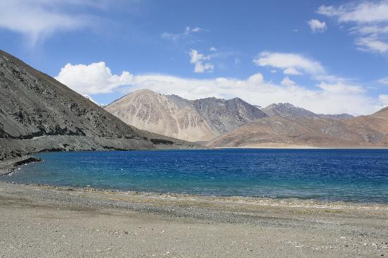Ladakh, Indien: Pangong Tso