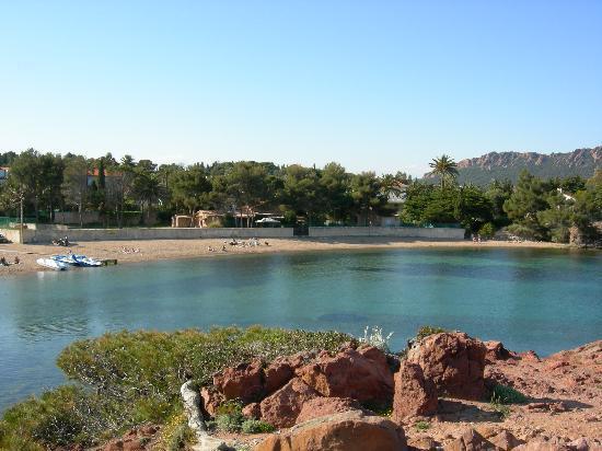 Villa Melodie: tiki plage