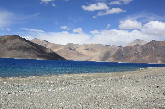 Ladakh, India: Pangong Tso