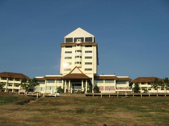 Fortune River View Hotel Nakhon Phanom: Hotel