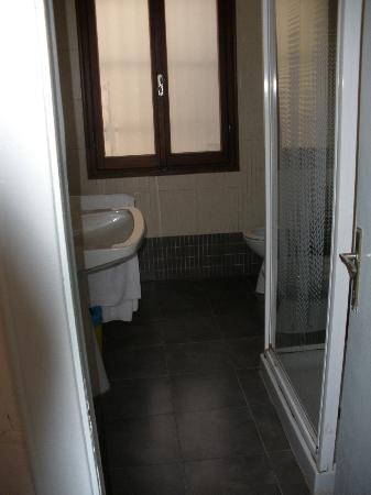 Ca' Venezia: bathroom