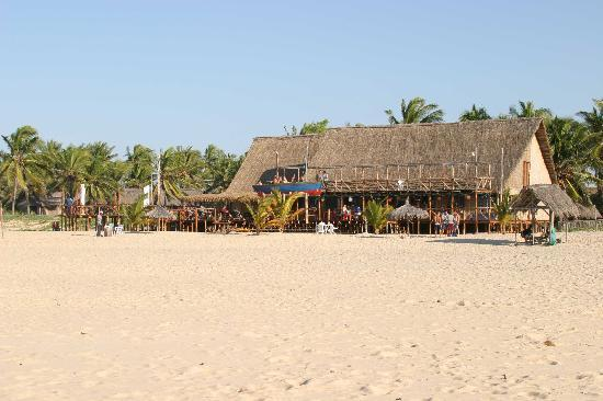 Barra Lodge: Beach Bar