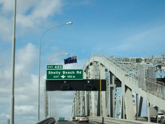 Pont du port d'Auckland : ハーバーブリッジ