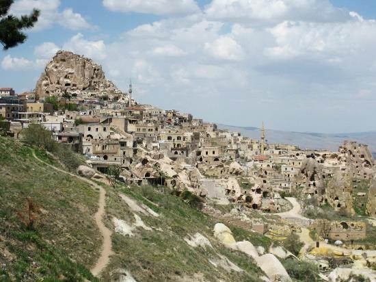 Magic Valley Cappadocia Day Tours: Uchisar, Cappadocia