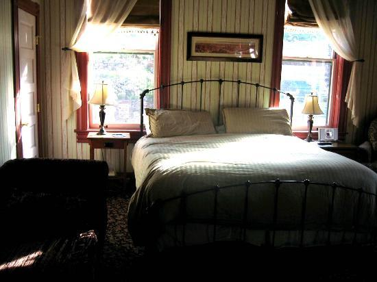 Connor Hotel of Jerome: Bedroom
