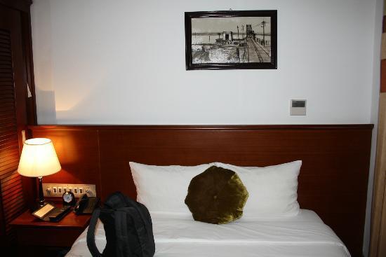 May de Ville Old Quarter Hotel: Habitación doble