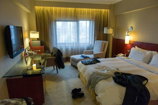 Grand Noble Hotel : Room 802