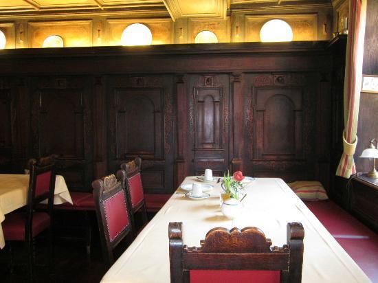 Hotel Bäumle: 朝食はこちらで頂きました。