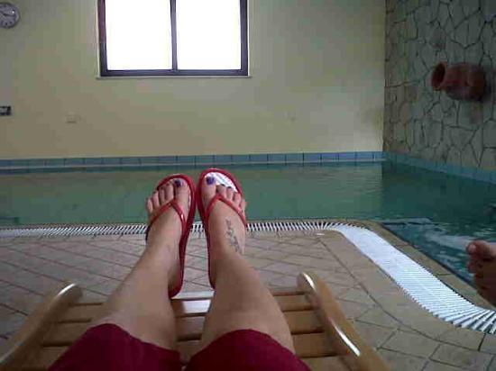 Hotel Poggio Aragosta: centro benessere!