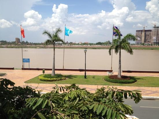 River View From Mekong Imperial Boutique Guesthouse