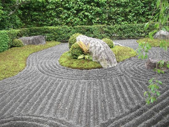 สวนไทโซอิน: 退蔵院庭園の写真その1