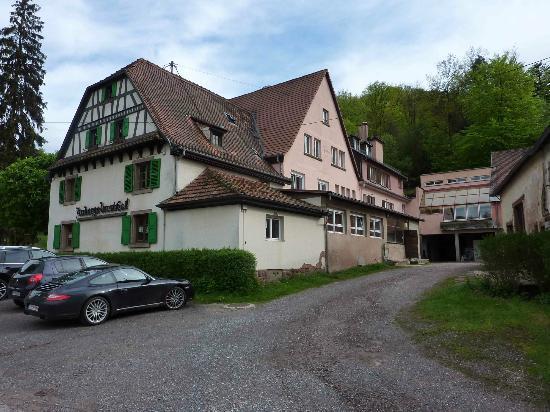 Silence Hotel Auberge Imsthal: l'auberge