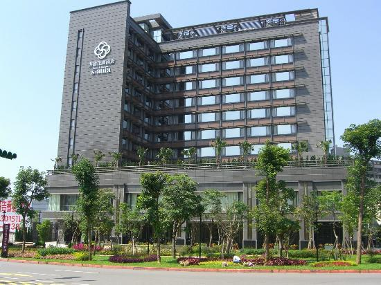 Taiwan casino location