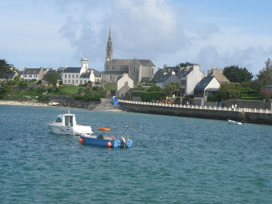 Roscoff, Francja: The Port - Ile de Batz