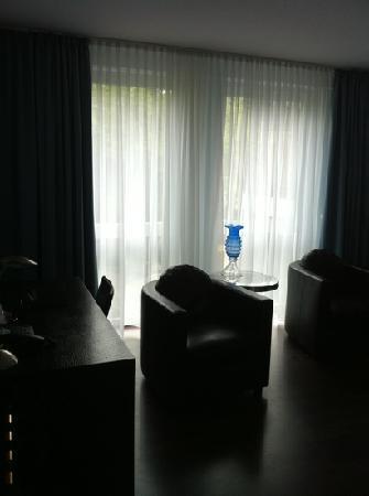 Mauritius Hotel & Therme : sitting area