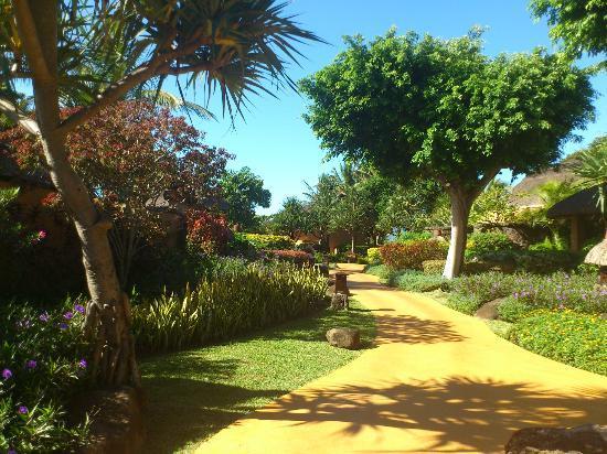 The Oberoi, Mauritius: Prachtgarten