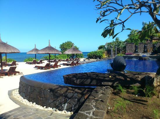 The Oberoi, Mauritius : Pool