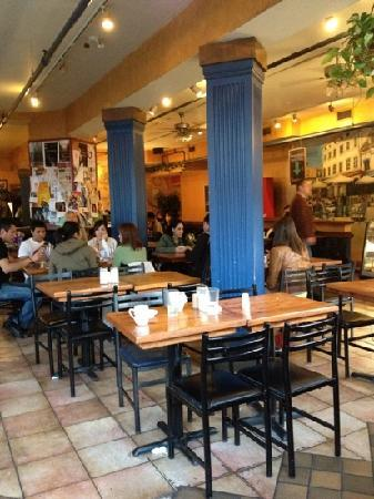 Photo of Cafe Future Bistro at 483 Bloor St W, Toronto M5S 1Y2, Canada