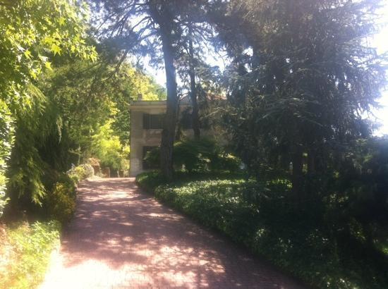 """Villa Arabella: the """"mansion"""""""