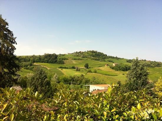Villa Arabella: the beautiful valley