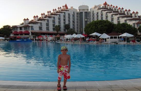 Green Max: chervo club sirena hotel(General View)
