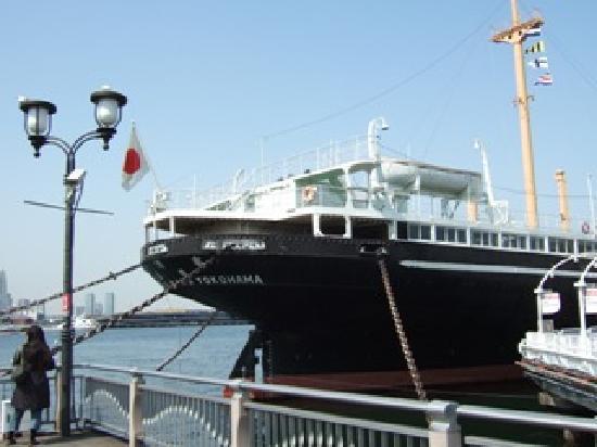 NYK Hikawamaru Exhibits: 氷川丸