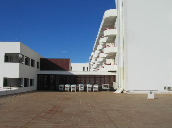 INATEL Albufeira: VISTA DEL HOTEL