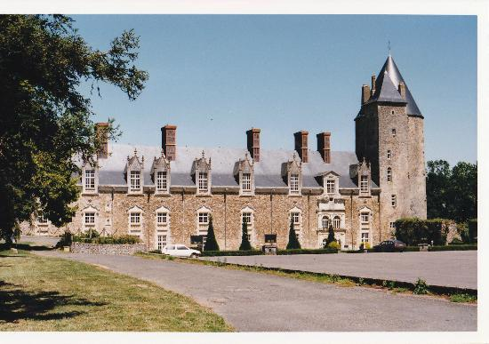 Chateau de la Groulais