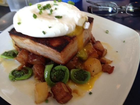 Rock City Cafe: Pork belly