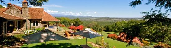 Aberdare National Park, Kenya: The Aberdare Country Club, only a two-hour drive heading northwest from Nairobi, is nestled on a
