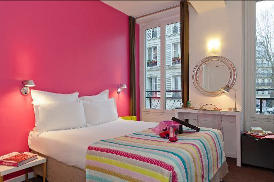 Bastille de Launay Hotel : Chambre Double Standard / Double Standard room