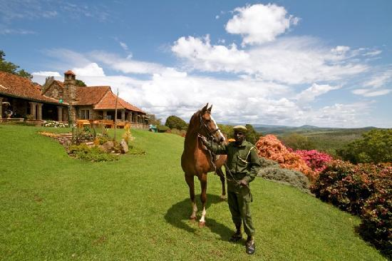 Aberdare Country Club: Recreational activities: Riding• • • Putting green Tennis courts 9-hole golf course