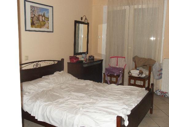San Nectarios: La nostra camera :)