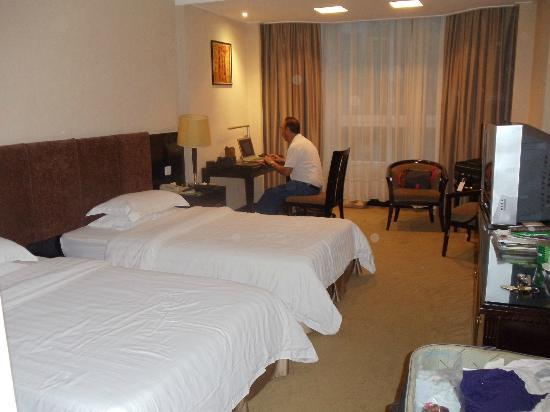 Starway King Garden Hotel: Habitación