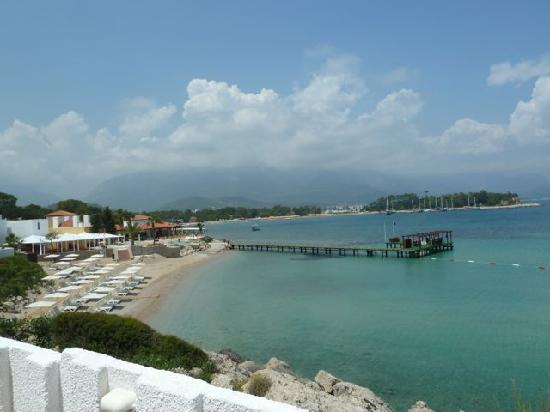Club Med Kemer: gorgeous weather