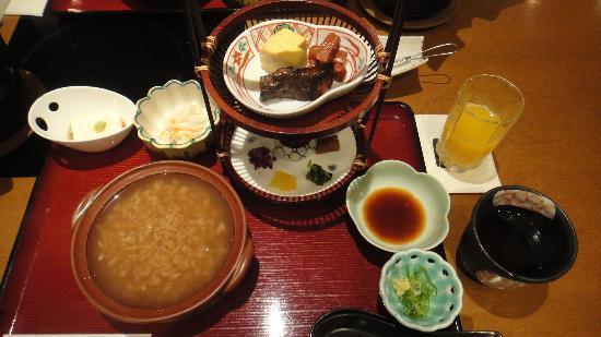 Yoshinoya: 朝食