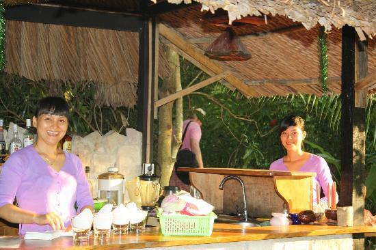 Freedomland Phu Quoc Resort: Helpful staff