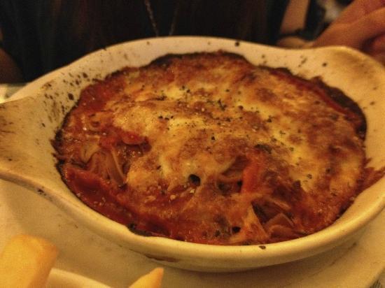 Casa Italia : Lasagne (Dec 2011)