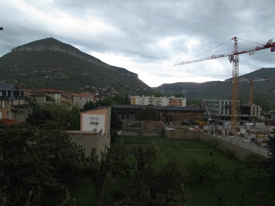 Hotel La Capelle : window view