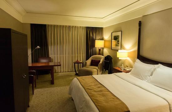جين جيانج هوتل شنغهاي: Room 469