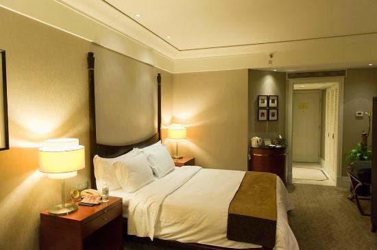 Jin Jiang Hotel: Room 469