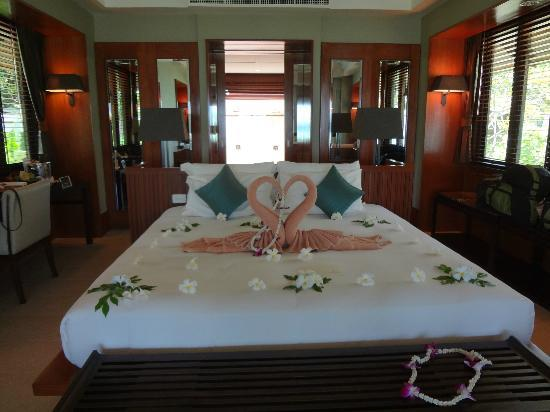 Layana Resort and Spa: Our suite